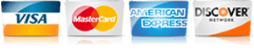 For AC in Sherman TX, we accept most major credit cards.