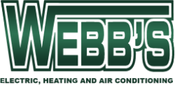 Allow a Webb's Electric, Heating & Air electrician to service an electrical fault in your house today, in Denison TX